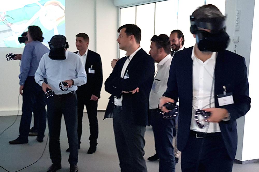 Virtuelles Training