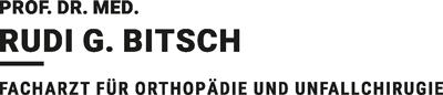 Logo Prof. Dr. med. Rudi G. Bitsch